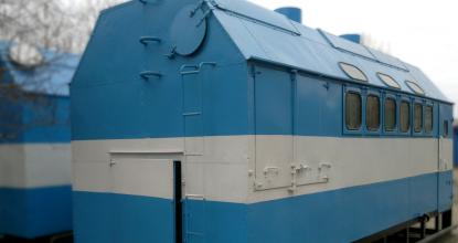 Воздухоразделительные азотные и кислородные установки (ВРУ)