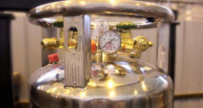 Криоцилиндры (газификаторы малого объема): от 175 до 500 литров